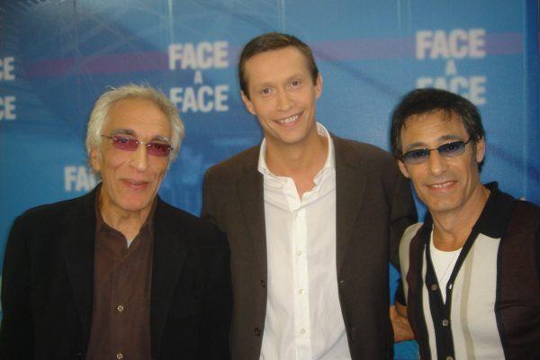 ARTISTES Gérard Darmon et Lanvin