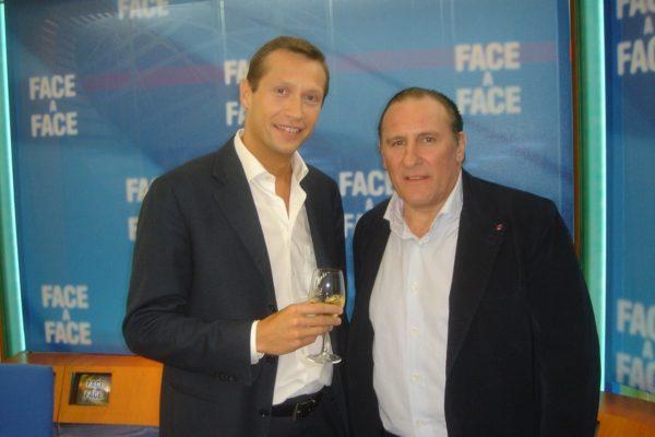 ARTISTES Gérard Depardieu